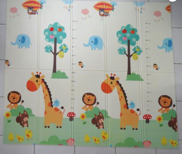 Tapete-Leão-Girafa-Infantil